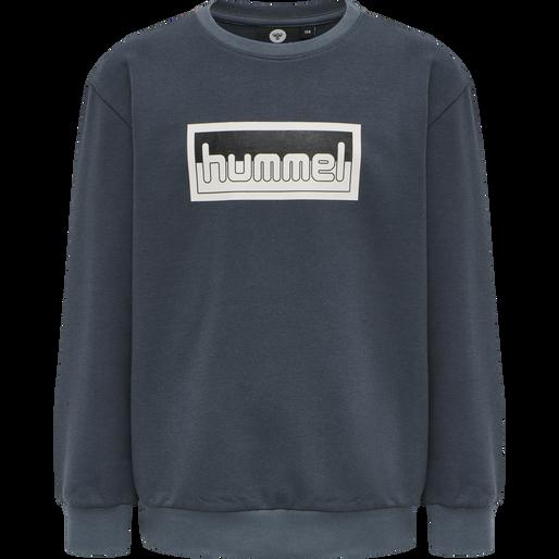 hmlMONO SWEATSHIRT, OMBRE BLUE , packshot