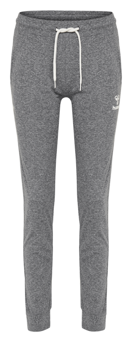 hmlPEYTON SLIM PANTS, BLACK, packshot