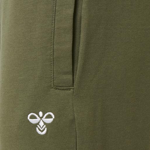 hmlPLESS PANTS, IVY GREEN, packshot