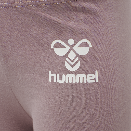 hmlMAUI TIGHTS, WOODROSE, packshot