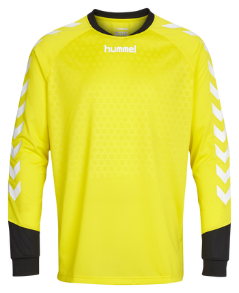 ESSENTIAL GK JERSEY, BLAZING YELLOW, packshot