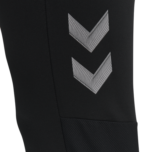hmlLEAD PRO FOOTBALL PANTS, BLACK, packshot