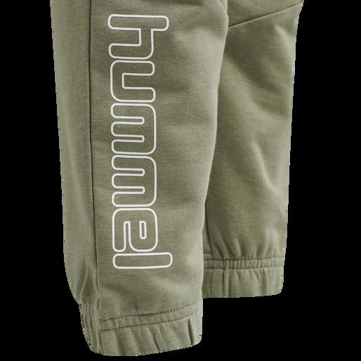 hmlNUEVE PANTS, VETIVER, packshot