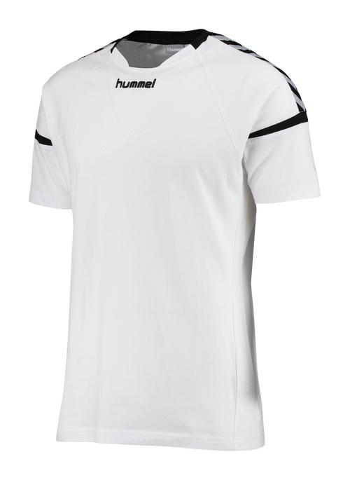 AUTHENTIC CHARGE SS TRAINING JERSEY, WHITE, packshot