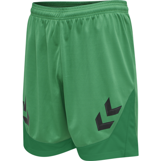 hmlLEAD POLY SHORTS, JELLY BEAN, packshot
