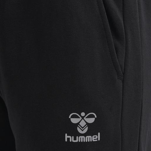 HMLTALIA PANT, BLACK, packshot