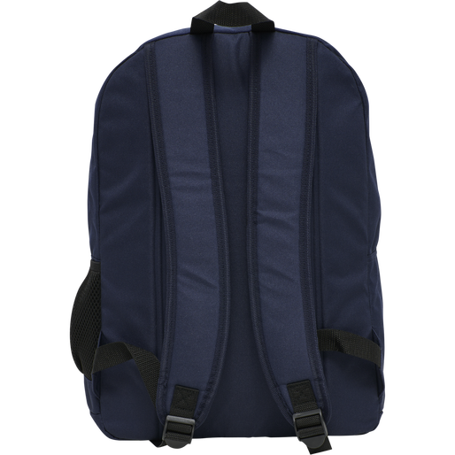 hmlACTION BACK BAG, DARK SAPPHIRE/FIESTA, packshot