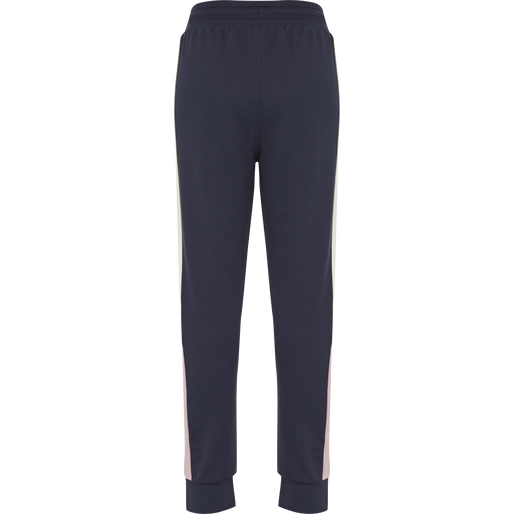 hmlLEIA PANTS, BLACK IRIS, packshot
