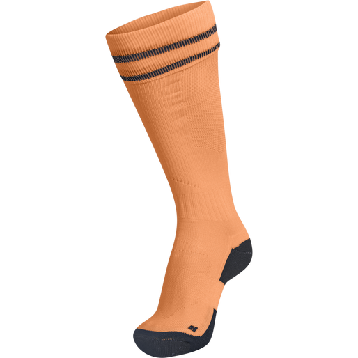 ELEMENT FOOTBALL SOCK , TANGERINE, packshot