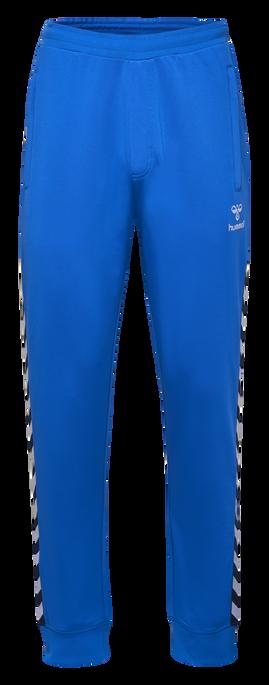 HMLNATHAN PANTS, NEBULAS BLUE, packshot