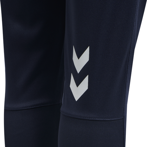 hmlPROMO KIDS FOOTBALL PANT, MARINE, packshot