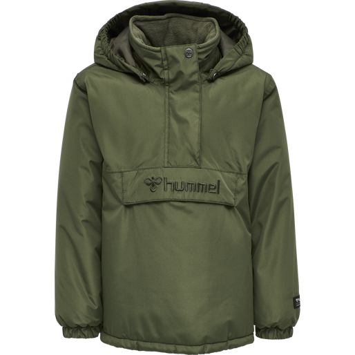 hmlCOZY JACKET, OLIVE NIGHT, packshot