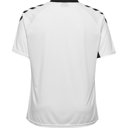 CORE TEAM JERSEY S/S, WHITE, packshot