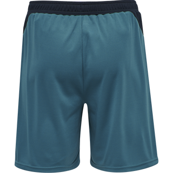 hmlACTION SHORTS, DARK SAPPHIRE/BLUE CORAL, packshot