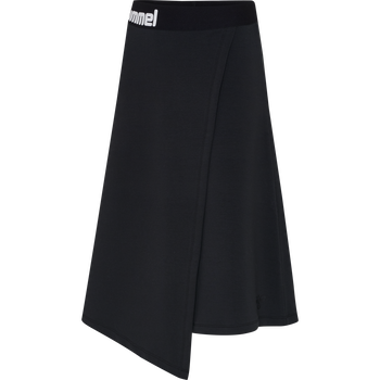 hmlMYNTE SKIRT, BLACK, packshot