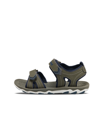 SANDAL SPORT JR, DEEP LICHEN GREEN, packshot