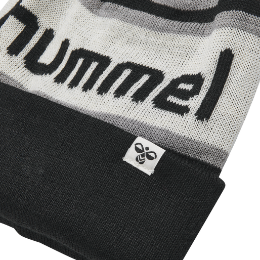 hmlTOWN BEANIE, MEDIUM MELANGE, packshot