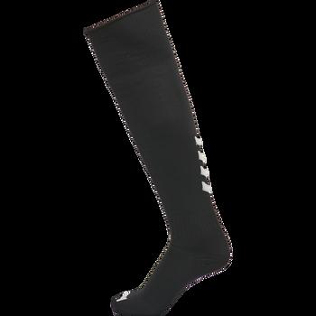 hmlPROMO FOOTBALL SOCK, BLACK, packshot