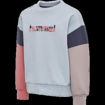 hummel Hmlauthentic Kids Half Zip Sweatshirt Maillot de surv/êtement Fille