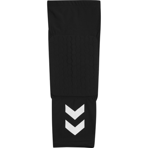 PROTECTION KNEE LONG SLEEVE, BLACK, packshot