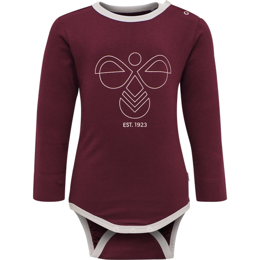 hmlHEAVENLY BODY L/S, CABERNET, packshot