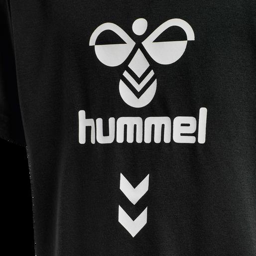 hmlMEGA FOOTBALL SET, BLACK, packshot