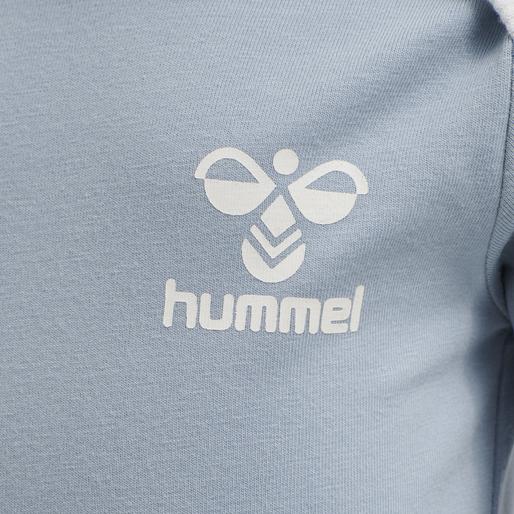 hmlMAUI BODY L/S, BLUE FOG, packshot