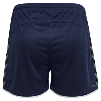 hmlAUTHENTIC POLY SHORTS WOMAN, MARINE, packshot