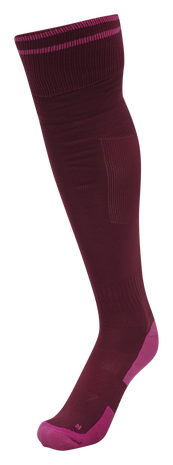 ELEMENT FOOTBALL SOCK , BIKING RED/RASPBERRY SORBET, packshot
