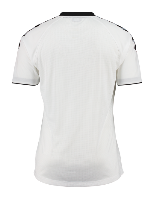 AUTH. CHARGE SS POLY JERSEY, WHITE, packshot