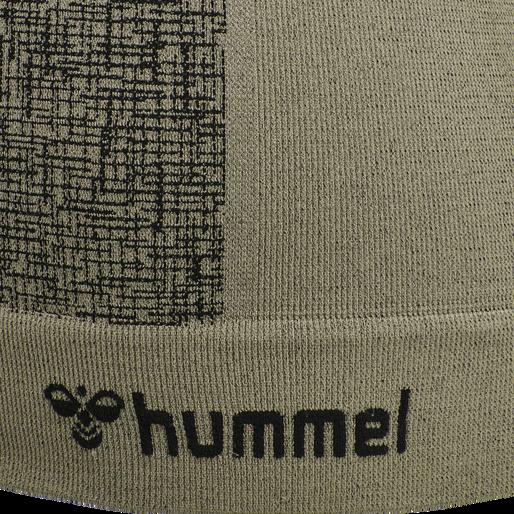 hmlHANA SEAMLESS TOP, VETIVER, packshot