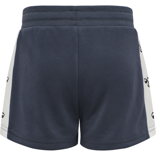 hmlKISA SHORTS , OMBRE BLUE , packshot