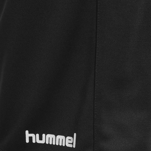HUMMEL GO POLY BERMUDA SHORTS WOMAN, BLACK, packshot