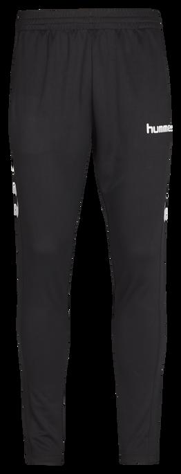 CORE FOOTBALL PANT, BLACK, packshot