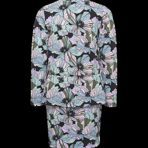 HMLELISE DRESS L/S, LAVENDULA, packshot