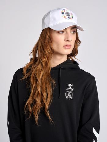 hmlCPH21 CAP, WHITE, model