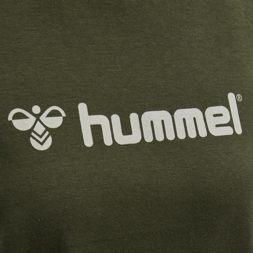 HMLSTELLA SWEAT SHIRT, FOREST NIGHT, packshot
