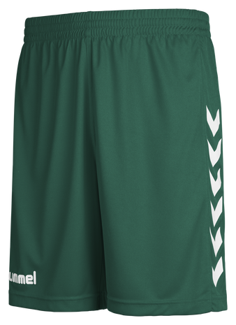 CORE POLY SHORTS, EVERGREEN PR, packshot
