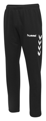 CORE INDOOR GK COTTON PANT, BLACK, packshot