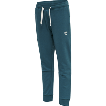 hmlOCHO PANTS, BLUE CORAL, packshot