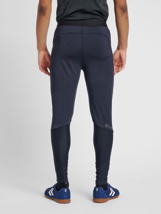 hmlAUTHENTIC PRO FOOTBALL PANT, ANTHRACITE, model
