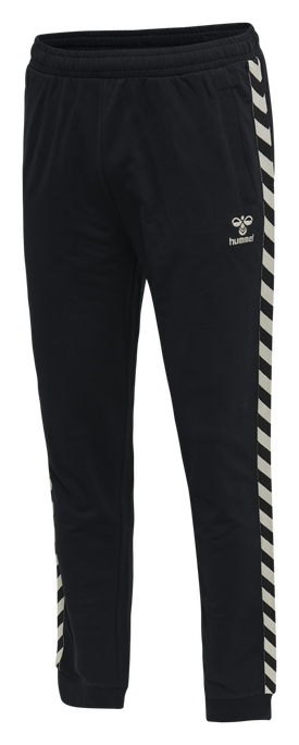 hmlMOVE CLASSIC PANTS WOMAN, BLACK, packshot