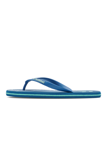 WAVE BLOCK FLIP FLOP, MYKONOS BLUE, packshot