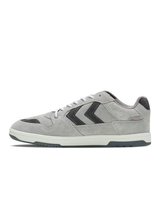 POWER PLAY SUEDE, LIGHT GREY, packshot