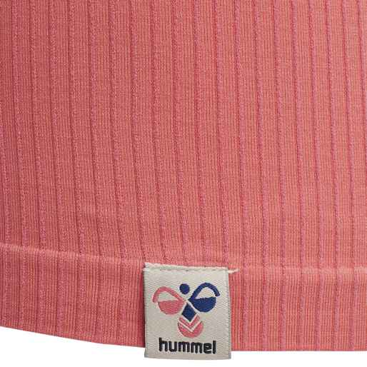 hmlALTONA SEAMLESS TOP, SUGAR CORAL, packshot