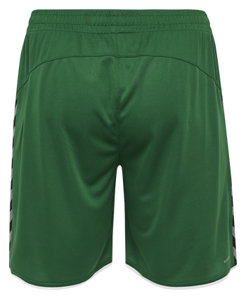 hmlAUTHENTIC POLY SHORTS, EVERGREEN, packshot