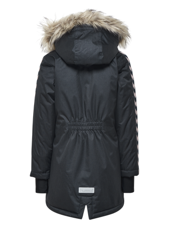 HMLSTINNA COAT, DARK NAVY, packshot