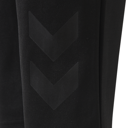 hmlACTIVE FOOTBALL PANTS, BLACK, packshot