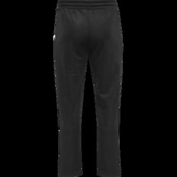 HMLFALCONZO PANTS, BLACK, packshot