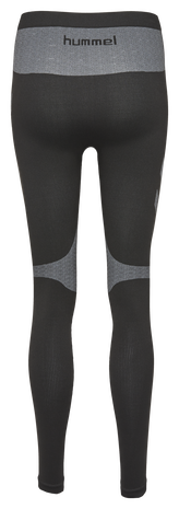 HUMMEL FIRST COMFORT TIGHTS WO, BLACK, packshot